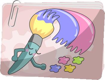 KOLOROWANKI ćwiczenia na koncentrację - Nauka koncentracji przez odwzorowanie kolorów - Trening koncentracji z dzieckiem przedszkolnym