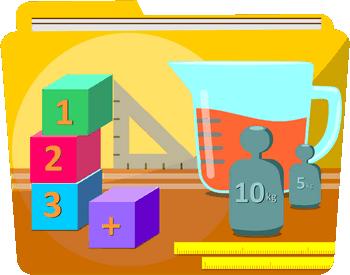 Liczenie w praktyce - Wymagana znajomość liczb - Nauka liczenia