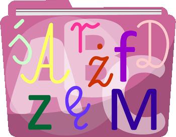 Znajomość alfabetu - Abecadło - Gry i zabawy online z języka polskiego