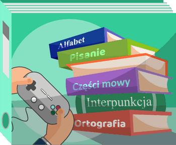 Gry i zabawy online z języka polskiego - Materiały z języka polskiego dla uczniów szkoły podstawowej - Dysleksja rozwojowa