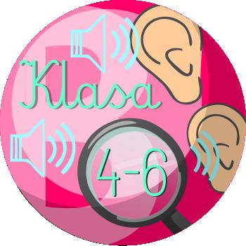 Czytanie i pisanie oraz funkcje słuchowo-językowe - Diagnoza ukierunkowana dot. uczniów klas 4-6: obszar B - Diagnoza dysleksji